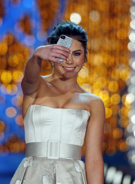 ��� ������ ������ ���� ���� ������ 2013 - McKayla Maroney Miss America 2013