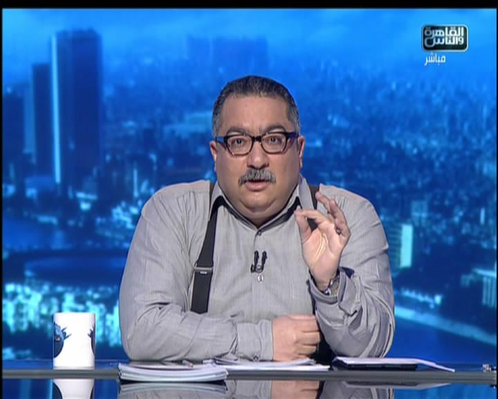مشاهدة برنامج هنا القاهرة حلقة 15/1/2013
