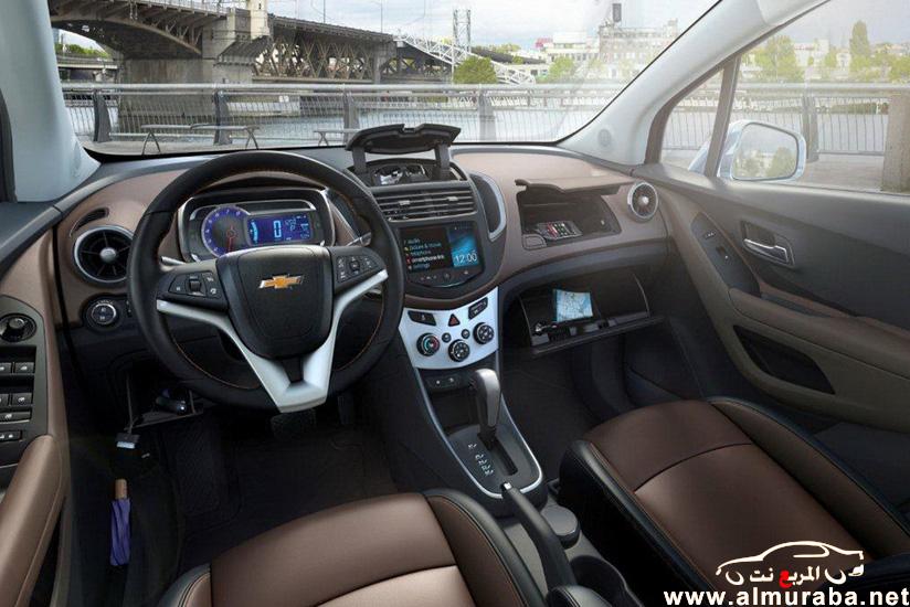 ��� ����� �������� ����� 2013 - ������� ������� ������� Chevrolet Trax 2013 - ����� ����� �������� Chevrolet Trax 2013