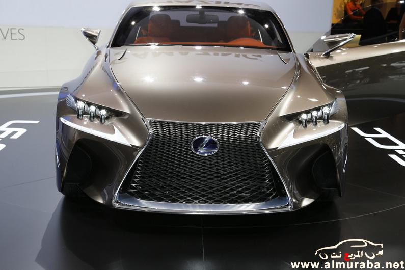 ��� ����� ���� �� �� �� �� 2013 - ������� ����� Lexus LF-CC 2013 - ����� ����� ���� Lexus LF-CC 2013