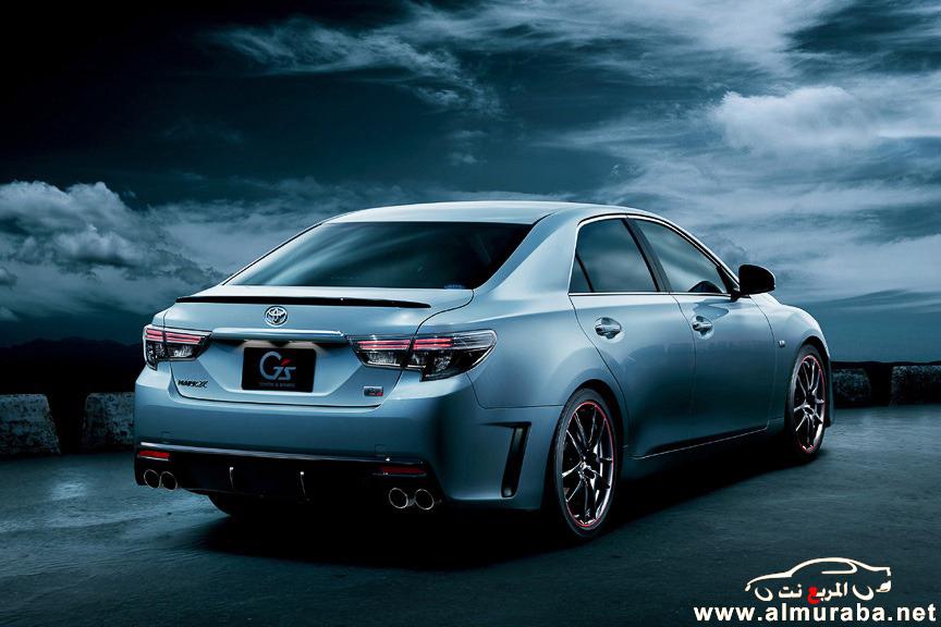 ��� ����� ����� ������ ������ ���� ������ 2013 - ������ ����� Toyota 2013 Mark X - ����� ����� ������ Toyota 2013 Mark X