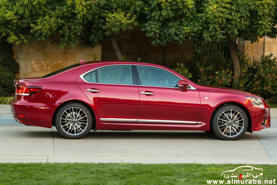 ��� ������� �������� ���� Ls 460 Sport 2013 - ������� ����� Lexus Ls 460 Sport 2013 - ����� ����� ���� ��� �� �� 2013