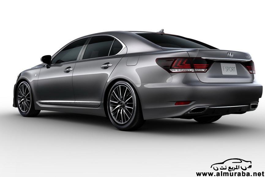 صور سيارة لكزس ال اس 460 طراز 2013 - مواصفات سيارة Lexus LS460 2013 - اسعار سيارة لكزس Lexus LS460 2013