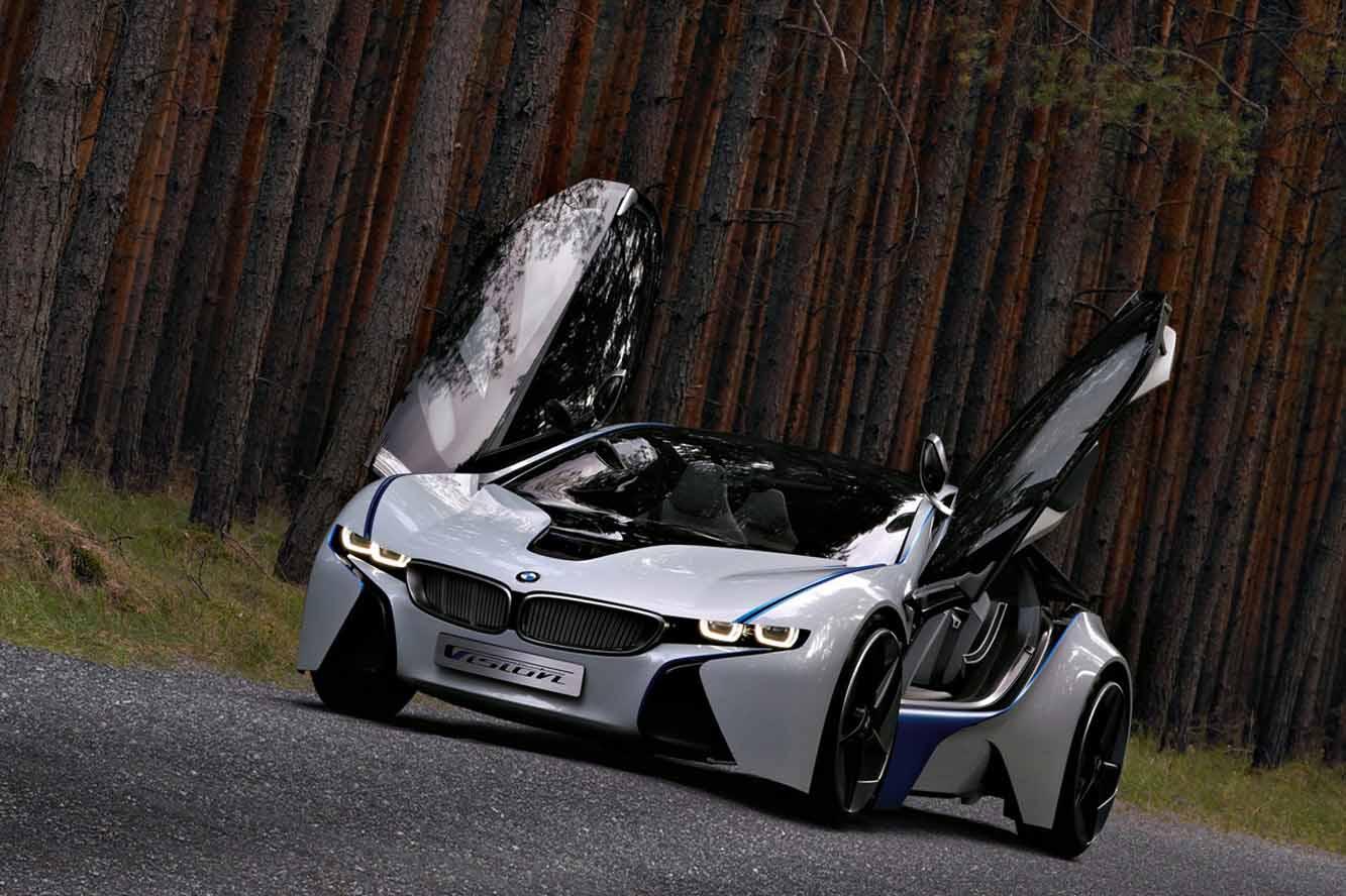 BMW ���� ����� ������ ���� Vision Efficient Dynamics