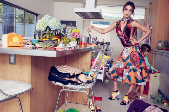 ��� ������ ���� ��� ���� ���� ������� 2013 - Jessica Alba 2013 InStyle Magazine Photoshoot