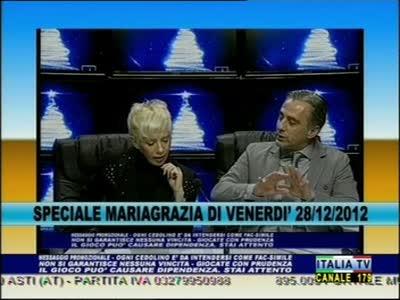 ���� �����  Express-AM44 @ 11� West - ���� Italia TV - ���� ����� �����