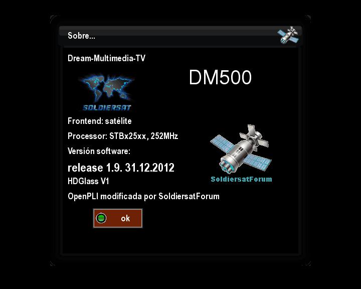 Sfmod dm500 v1 - ���� ���� ������ ���� sfmod dm500 v1