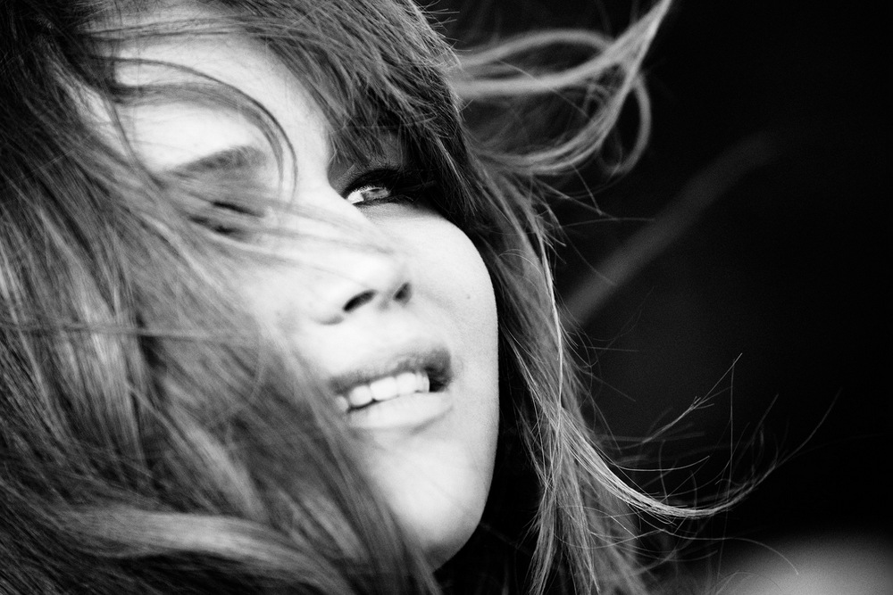 Jennifer Lawrence by Simon Emmett, 2012