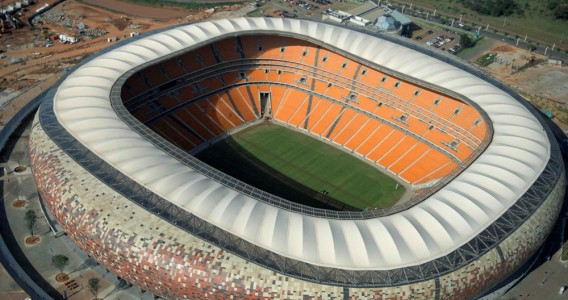 South Africa vs Cape Verde 19-1-2013 Africa Cup of Nations