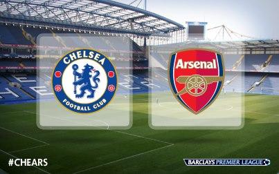 Chelsea vs Arsenal 20-1-2013 premier league