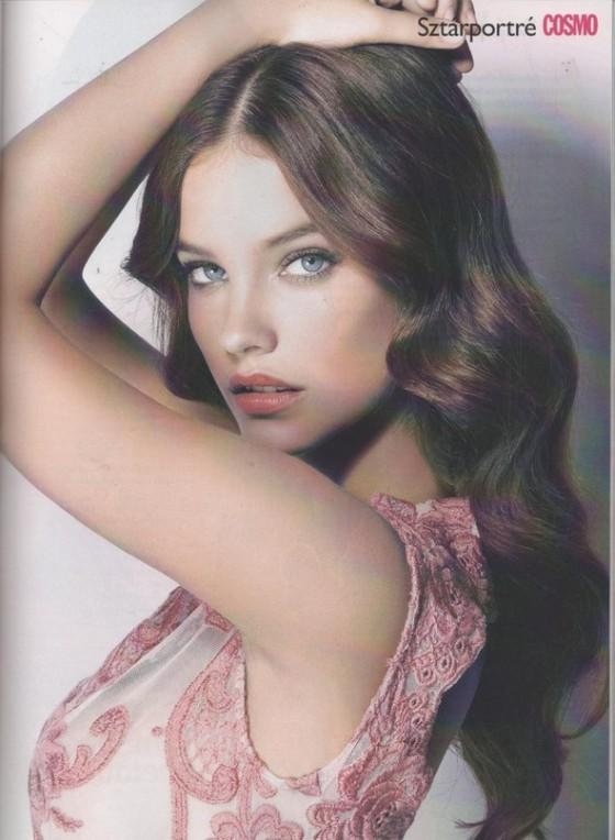 ��� ������ ����� 2013 - Barbara Palvin Looking Amazing For Cosmopolitan Hungary 2013