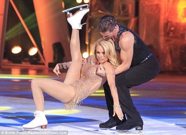 ��� ������ ������� ������ ������� �� ������ ����� dancing on ice
