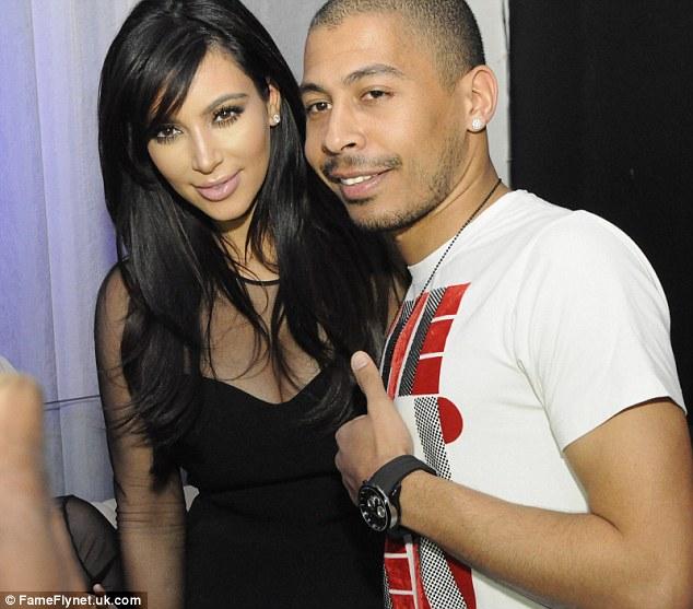 ������ ��� ��������� ��� ����� ��� ���� ����� - Kim Kardashian Guest of Honor on the Ivory Coast