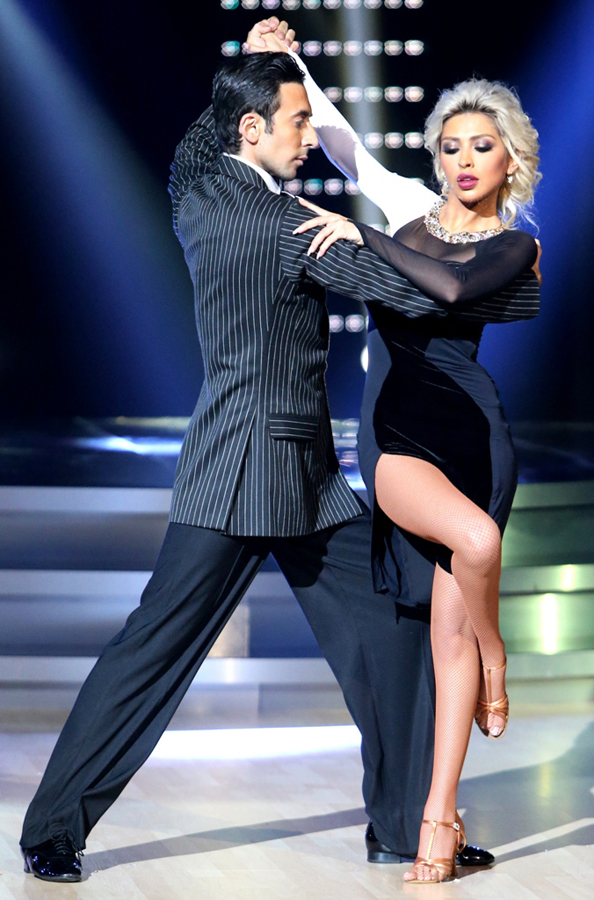 ������ ������� ����� ���� �� ����� ���� Dancing with the Stars