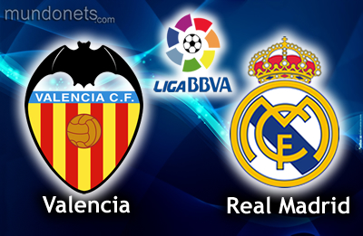 Valencia vs Real Madrid 23-1-2013 Copa del Rey