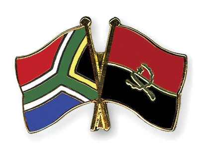 South Africa vs Angola in the African Cup of Nations 2013 Wednesday 23/1/2013 in South Africa