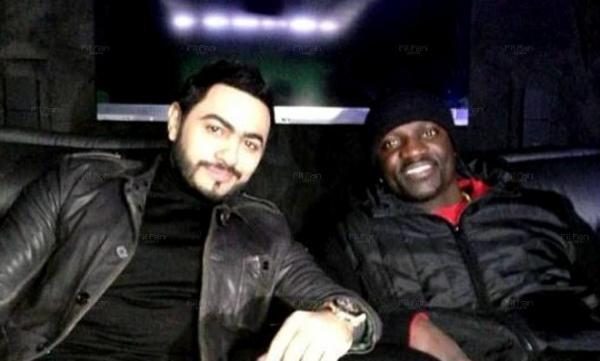 ������ ���� ���� � Akon �� ������� ��� �������� 2013