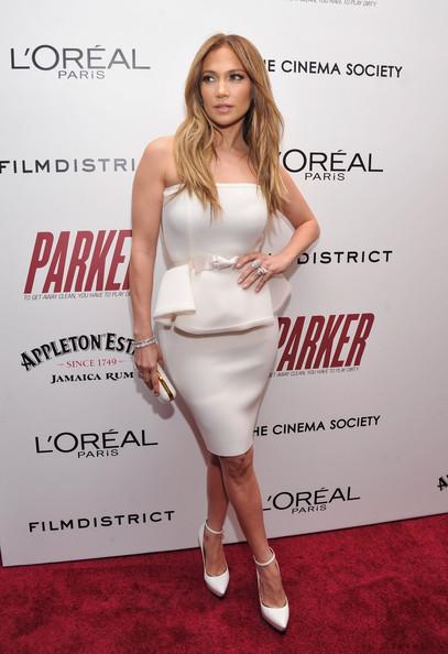 ��� ����� ����� 2013 - Jennifer Lopez Parker Premiere Pals