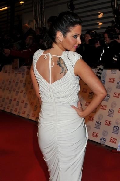 ��� ����� �������� Dress at NTA 2013