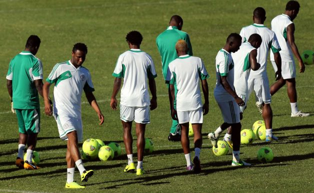 Nigeria vs Zambia score 25 January 2013 In Round 2 of the African Nations Cup