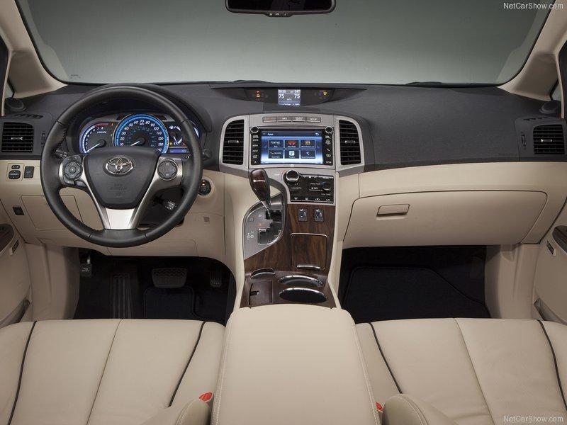 ��� ����� ������ ����� Toyota Venza 2013