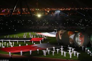 """بالصور: افتتاح بطولة """"خليجي 21"""" في البحرين"""