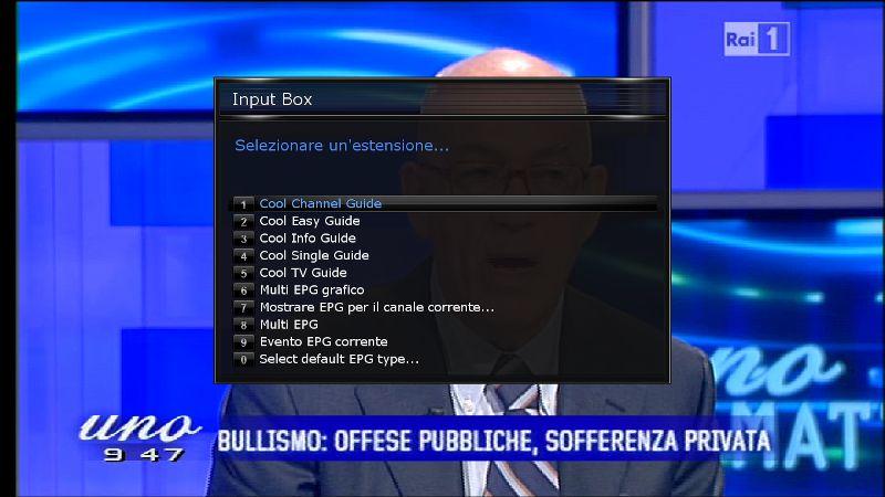 BKP per Vuduo, Basato su IMG Italysat 4.0 SVN77 OE 2.0