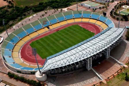 Algérie vs Côte d'Ivoire 30-1-2013 Coupe d'Afrique des Nations CAN 2013