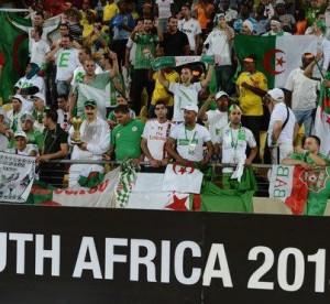 Alg�rie vs C�te d'Ivoire Coupe d'Afrique des Nations CAN 2013 mercredi 30/1/2013 en Afrique du Sud