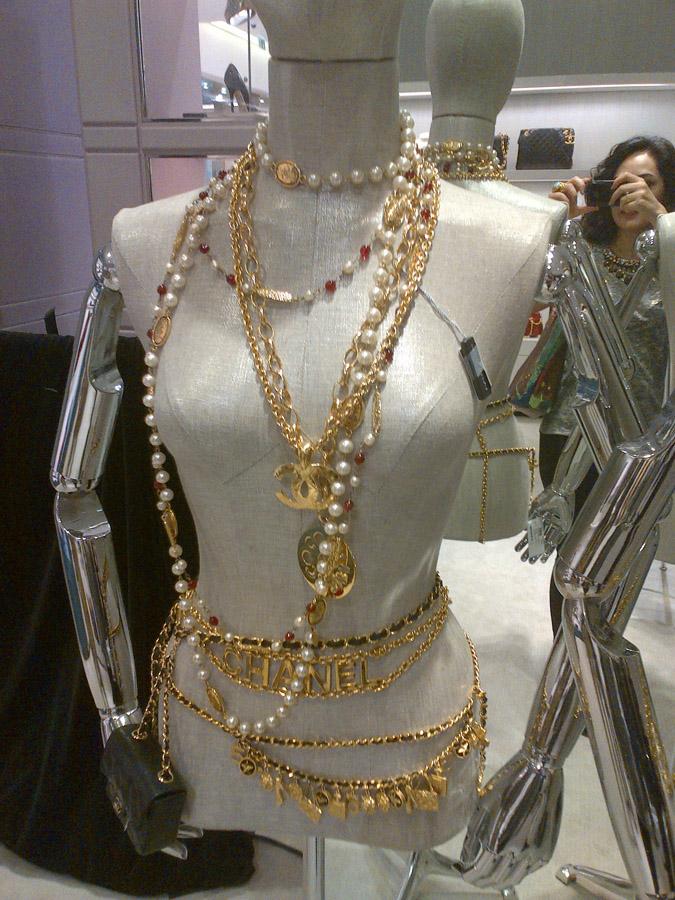 ���� ��������� ������ Vintage Chanel ��� 2013