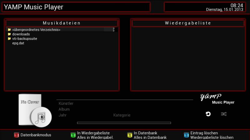 Dark Red HD VTI v5.xxx