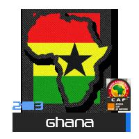 Ghana vs Cap-Vert 2-2-2013 Coupe d'Afrique des Nations 2013
