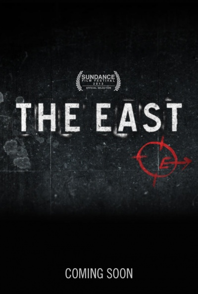 The East 2013 poster - ����� ���� The East 2013