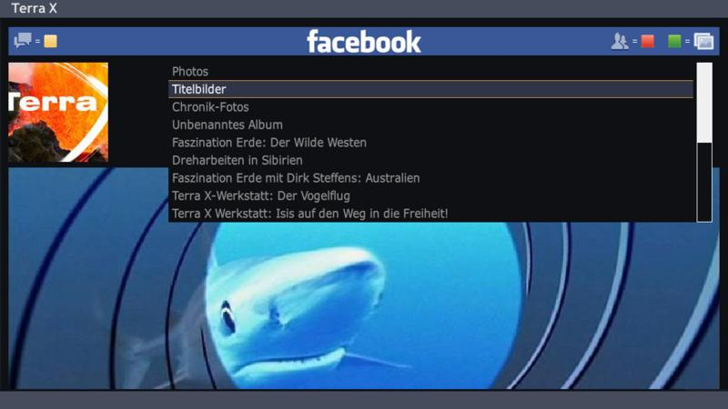 Facebook Reader Plugin