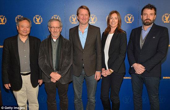 بالصور فيلم Argo للمخرج بن افليك يفوز بجائزة the Director's Guild Awards