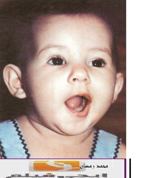 صور دنيا سمير غانم وهي صغيرة - صور دنيا سمير غانم وهي طفلة - صور الفنانة دنيا سمير غانم في الطفولة