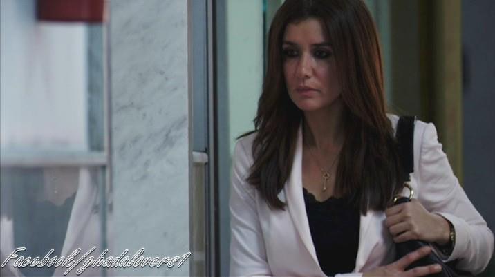 صور غاده عادل في مسلسل سر علني 2013