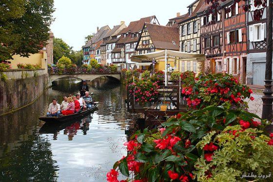صور مدينة كولمار Colmar الفرنسية أجمل مدينة بالعالم بالصور 3632_dreambox-sat.com