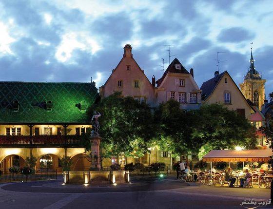 صور مدينة كولمار Colmar الفرنسية أجمل مدينة بالعالم بالصور 3633_dreambox-sat.com
