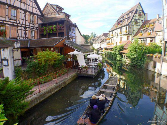صور مدينة كولمار Colmar الفرنسية أجمل مدينة بالعالم بالصور 3635_dreambox-sat.com