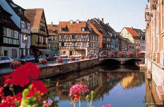 صور مدينة كولمار Colmar الفرنسية أجمل مدينة بالعالم بالصور 3638_dreambox-sat.com
