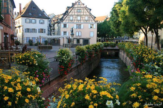 صور مدينة كولمار Colmar الفرنسية أجمل مدينة بالعالم بالصور 3641_dreambox-sat.com