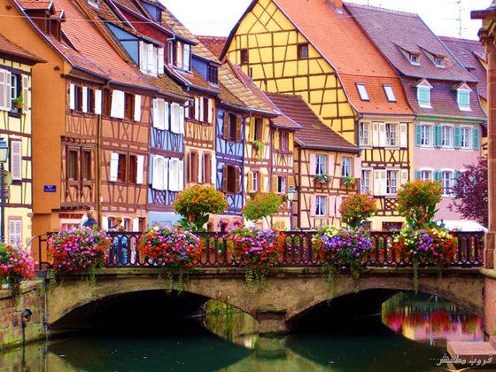 صور مدينة كولمار Colmar الفرنسية أجمل مدينة بالعالم بالصور 3644_dreambox-sat.com