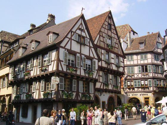 صور مدينة كولمار Colmar الفرنسية أجمل مدينة بالعالم بالصور 3645_dreambox-sat.com