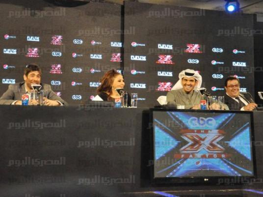 ������ ���� ����� ������  �� ��� �� ������� ������ ������� �X Factor�