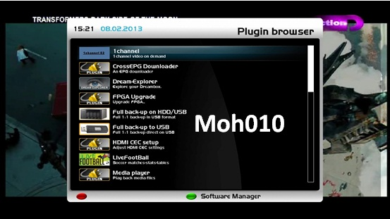 Opensif Jackal for UNO by Moh010 with IPTV list