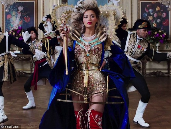 ������ ������� ���� �� ���� ������� ������ 2013 , The Mrs. Carter show