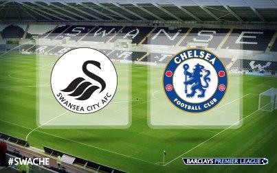 Chelsea vs Swansea City 9 January 2013 Capital One Cup