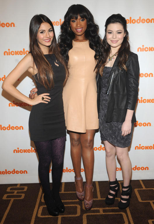 2013 Victoria Justice :: Nickelodeon Upfront Presentation at Jazz at Lincoln Center