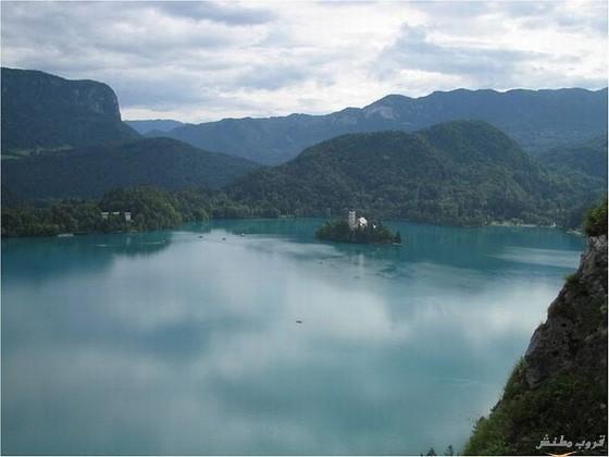 جزيرة بليد في سلوفيينيا - اجمل الجزر الاوروبية